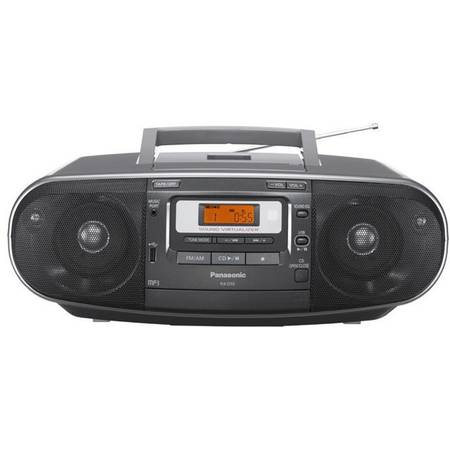 CD Player Panasonic RX-D55AEG-K