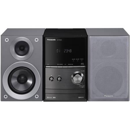 Microsistem Panasonic SC-PM600EG-S 40W FM  CD USB Bluetooth Silver