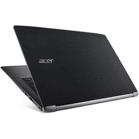 Laptop Acer Aspire S13 S5-371 13.3 inch Full HD Intel Core i5-6200U 8GB DDR3 256GB SSD Windows 10 Black