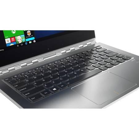 Laptop Lenovo Yoga 910-13IKB 13.9 inch Full HD Touch Intel Core i5-7200U 8GB DDR4 512GB SSD Windows 10 Grey