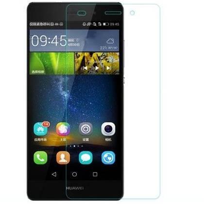 Folie protectie Tempered Glass - folie sticla securizata pentru Huawei P8
