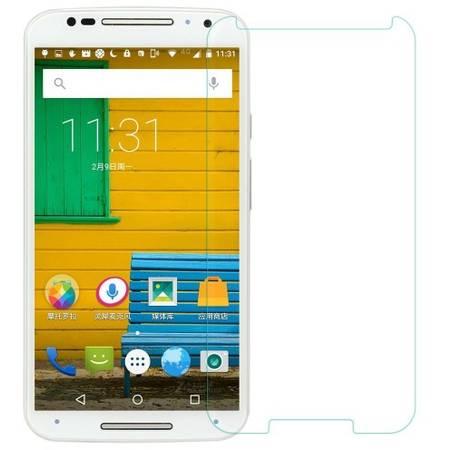 Folie protectie Tempered Glass - folie sticla securizata pentru Motorola Moto X