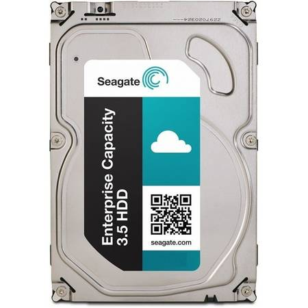 Hard disk Seagate Enterprise Capacity 3.5 6TB SATA-III 7200rpm 256MB