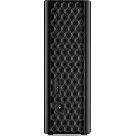Hard disk extern Seagate Backup Plus Hub 6TB 3.5 inch USB 3.0 Black