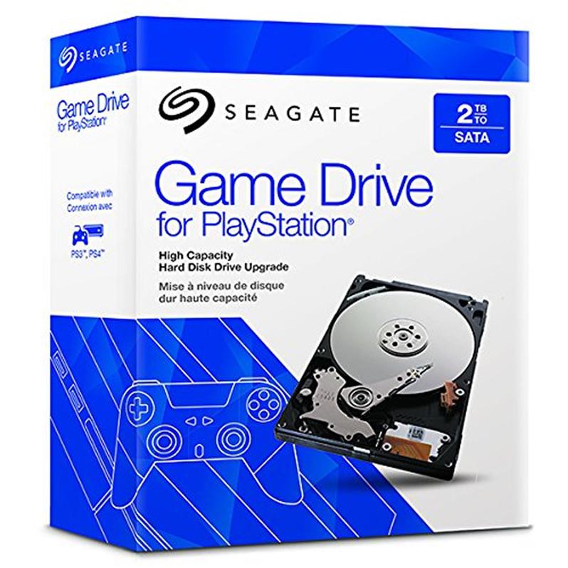 Hard disk consola Game Drive 2TB SATA-III 2.5 inch 5400rpm pentru PlayStation thumbnail