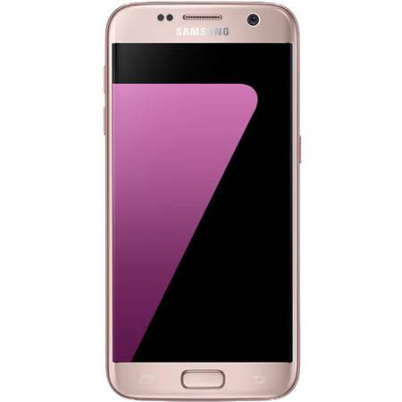 Smartphone Samsung Galaxy S7 Edge G9350 32GB Dual Sim 4G Pink