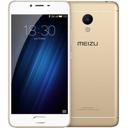 Smartphone Meizu M3s Y685Q 16GB Dual Sim 4G Gold