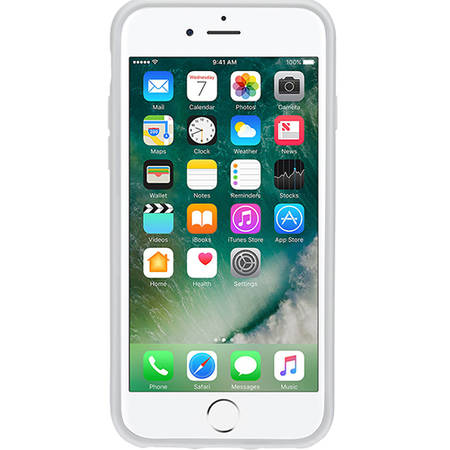 Husa Protectie Spate Native Union CLIC-WHT-MBMT-7 Marble Alb pentru Apple iPhone 7