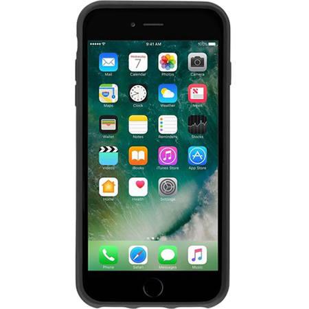 Husa Protectie Spate Native Union CLIC-BLK-WD-7P Walnut Wood Negru pentru Apple iPhone 7 Plus