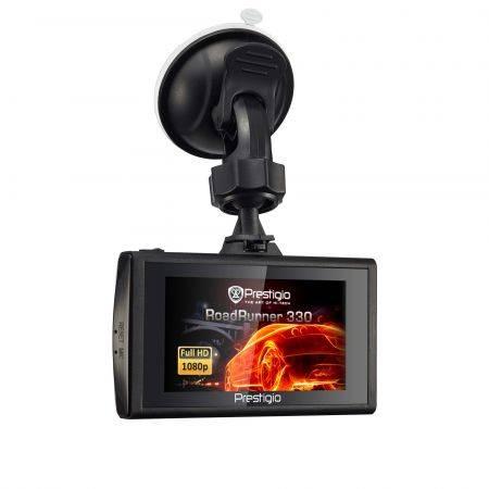 Camera auto Prestigio PCDVRR330 Full HD Black