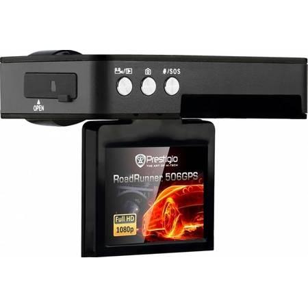 Camera auto Prestigio PCDVRR506  RoadRunner 506 Full HD Black