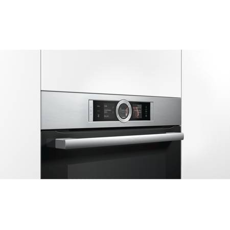 Cuptor electric Bosch HSG636ES1 71 litri LED Inox