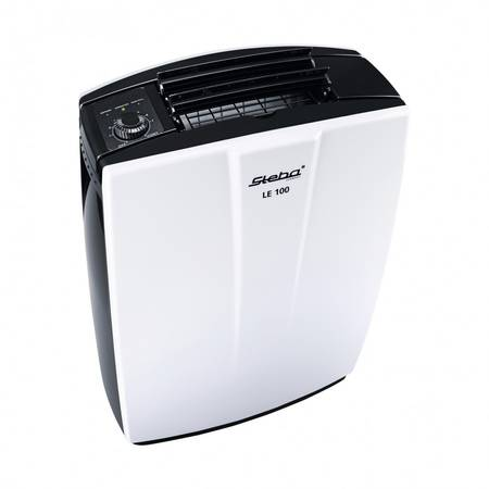 Dezumidificator Steba LE 100 250W 2l negru / alb
