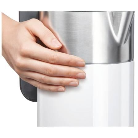 Fierbator Bosch TWK8611P Styline 2400W 1.5l alb