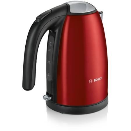 Fierbator Bosch TWK7804 2200W 1.7l rosu / negru
