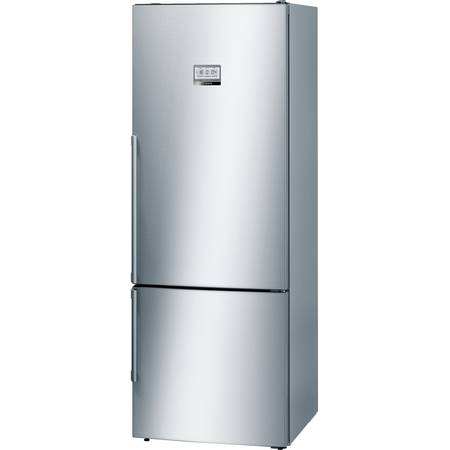 Combina frigorifica Bosch KGF56PI40 480 l No Frost Clasa A+++ H193 Inox