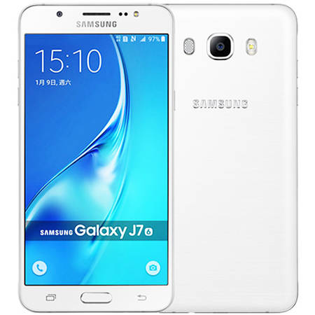 Smartphone Samsung Galaxy J7 2016 J710GN 16GB Dual Sim 4G White