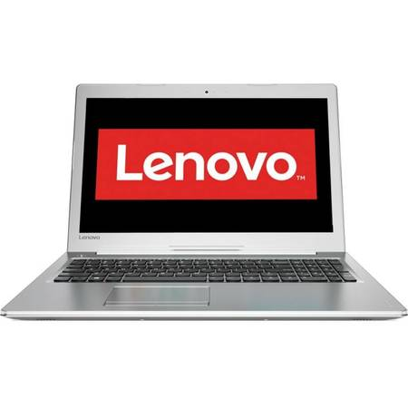 Laptop Lenovo IdeaPad 510-15IKB 15.6 inch Full HD Intel Core i5-7200U 4GB DDR4 256GB SSD nVidia GeForce 940MX 4GB Silver