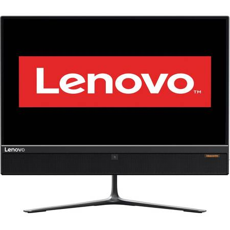 Sistem All in One Lenovo IdeaCentre 510-22ISH 21.5 inch Full HD Intel Core i5-6400T 4GB DDR4 1TB HDD Black