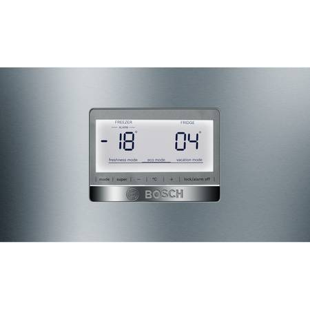 Combina frigorifica Bosch KGN39AI35 366 l No Frost Clasa A++ H 203 Inox