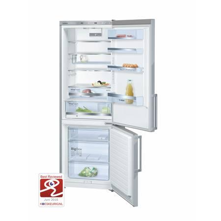 Combina frigorifica Bosch KGE49BI40 413 l Clasa A+++ Inox