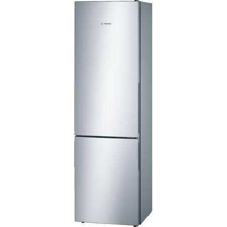 Combina frigorifica Bosch KGE39BL41 339 l Clasa A+++ Argintiu