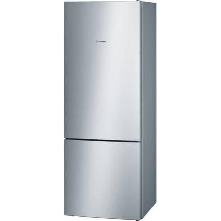 Combina frigorifica Bosch KGV58VL31S 505 l Clasa A++ Argintiu