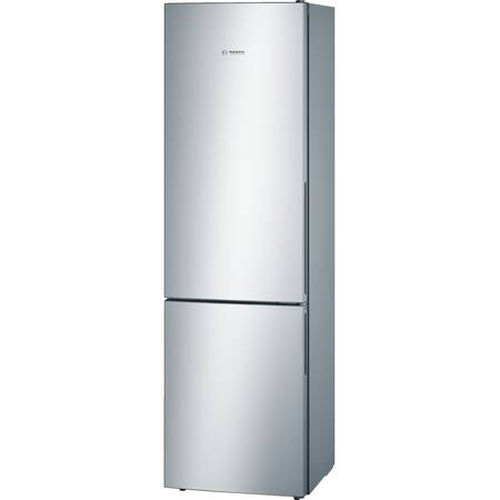 Combina frigorifica Bosch KGV39VL31S 344 l Clasa A++ Argintiu