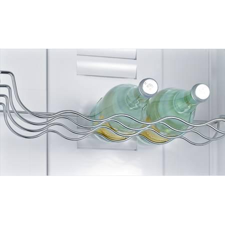 Combina frigorifica Bosch KGV36VL32S 309 l Clasa A++  Argintiu