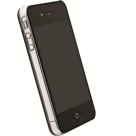 Husa Protectie Spate Motorhead 89694 Metropolis Negru pentru APPLE iPhone 4s