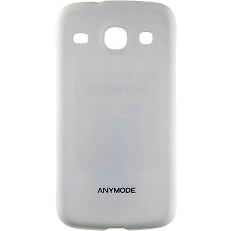 Husa Protectie Spate Anymode DIHC000KWH Alb pentru Samsung Galaxy Core