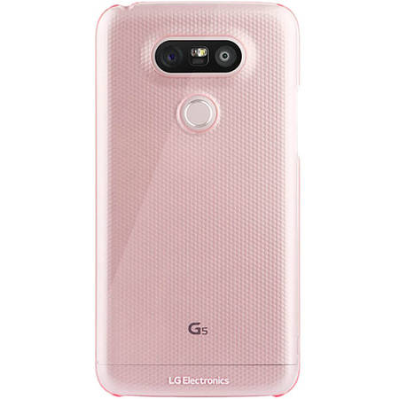 Husa Protectie Spate CSV-180 Crystal Guard Roz pentru LG G5