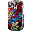 Husa Protectie Spate Marvel BCHC004KA1 SPIDERMAN Multicolor pentru SAMSUNG Galaxy S3 Mini