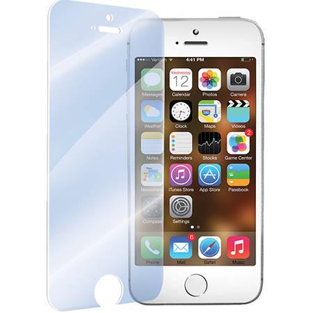 Folie protectie Celly SCUDO185 Sticla Securizata Clasica Scudo 9H pentru APPLE iPhone 5s, iPhone SE