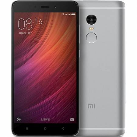 Smartphone Xiaomi Redmi Note 4 Dual Sim 64 GB LTE 4G 3GB WKL Negru Argintiu
