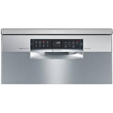 Masina de spalat vase Bosch SMS68TI01E  capacitate 14 seturi  clasa A++  consum de apa 9,5 l