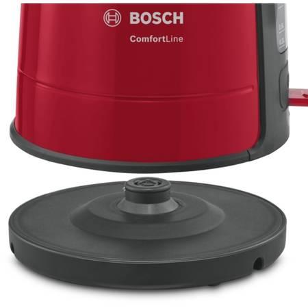 Fierbator Bosch TWK6A014 ComfortLine 2400W 1.7l rosu