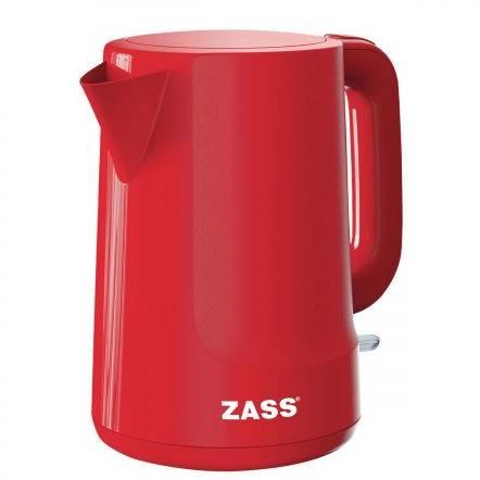 Fierbator Zass ZCK 10 RL 2200W 1.7l rosu