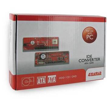 conectica 4World Adaptor  IDE 3.5 pentru SATA