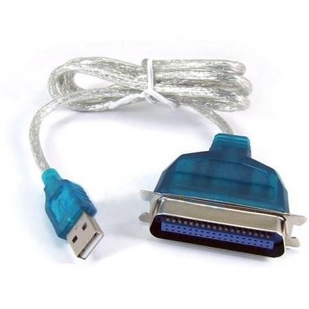 4World Adaptor USB la imprimanta LTP
