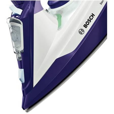 Fier de calcat Bosch TDA3026010 2600W,Alb/ Mov