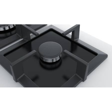 Plita Bosch PPP6A2B20 4 arzatoare gaz Neagra
