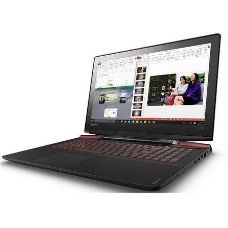 Laptop Lenovo IdeaPad Y700-17 17.3 inch Full HD Intel Core i7-6700HQ 16GB DDR4 1TB HDD 512GB SSD nVidia GeForce 960M 4GB Black