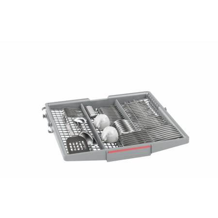 Masina de spalat vase Bosch SMS68MW02E  6, 60 cm Capacitate 14 seturi Alb Clasa A++ Consum de apa 9,5 l