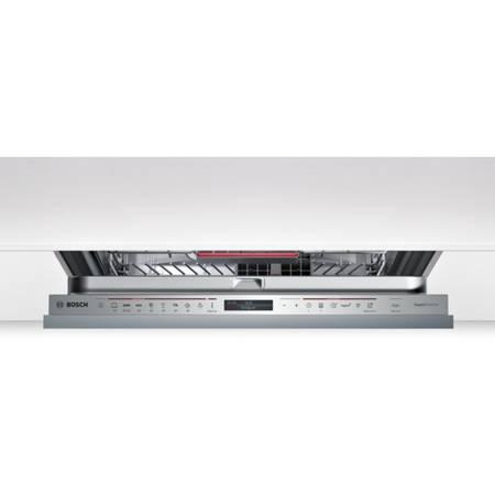 Masina de spalat vase Bosch SMV68IX01E capacitate 13 seturi, model complet incorporabil, clasa A+++
