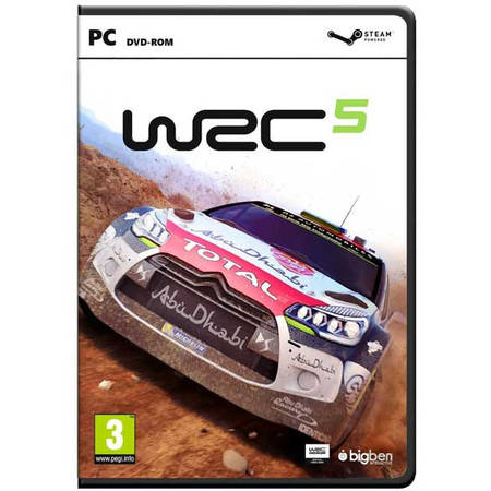 Joc PC BigBen Interactive WRC 5 PC