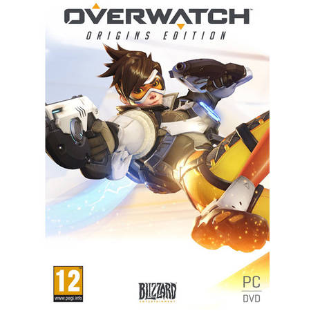 Joc PC Blizzard Overwatch Origins Edition PC