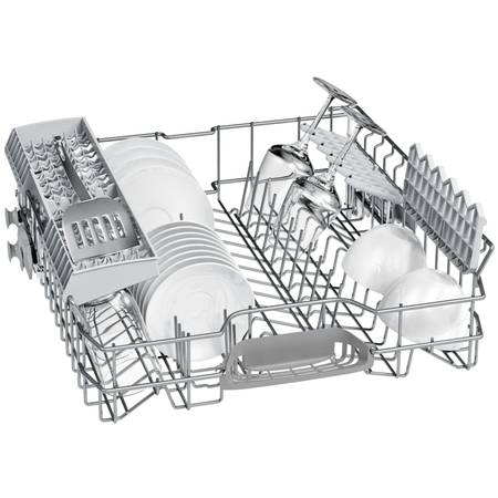 Masina de spalat vase incorporabila Bosch SMI25AS00E 12 seturi 5 programe Clasa A+ 60 cm