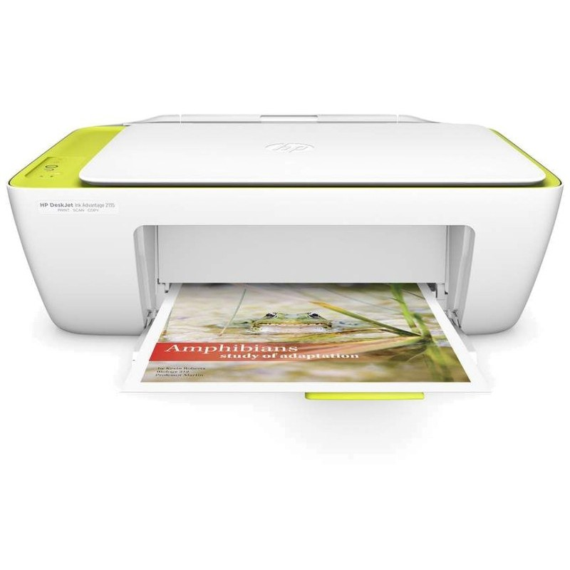 Multifunctionala Deskjet Ink Advantage 2135 All-in-one A4 Inkjet Color Usb Alb