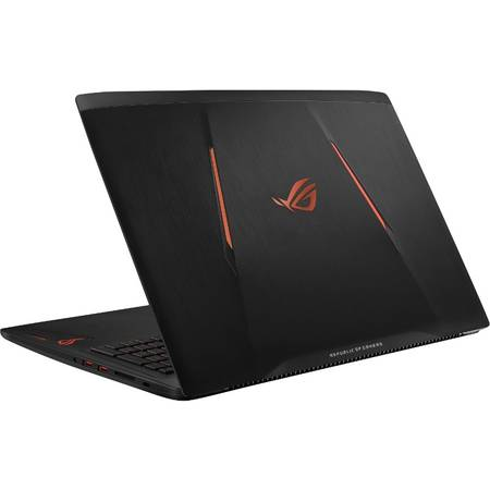 Laptop Asus ROG STRIX GL502VT-FY028D 15.6 inch Full HD Intel Core i7-6700HQ 8GB DDR4 1TB HDD nVidia GeForce GTX 970M 6GB Black